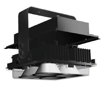 東芝ライテック LED高天井器具「角形シリーズ」 「軽量タイプ」10機種を発売の画像