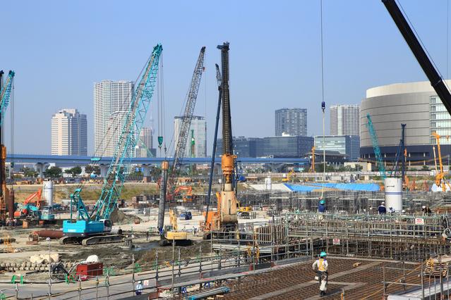 2月の建設工事受注動態統計調査 受注総額2カ月連続で増加の画像