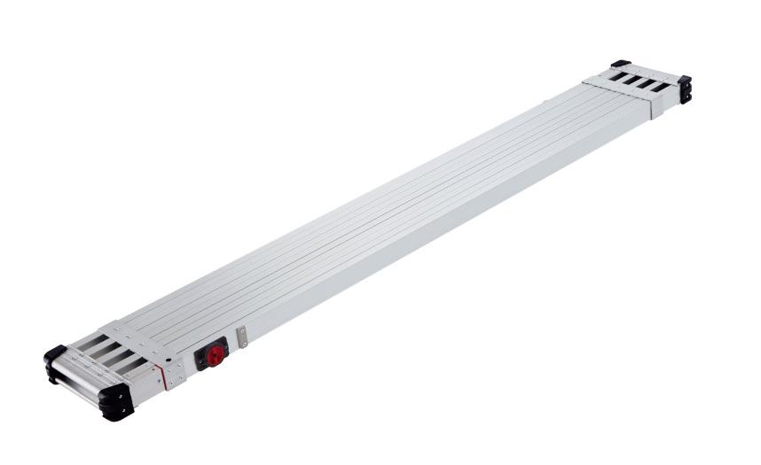 【長谷川工業】 スライド式足場板 「スライドステージ(R)」 発売の画像