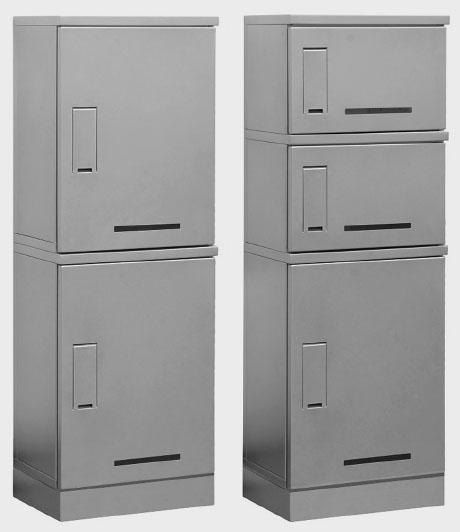 河村電器産業 集合住宅用の宅配ボックスの画像
