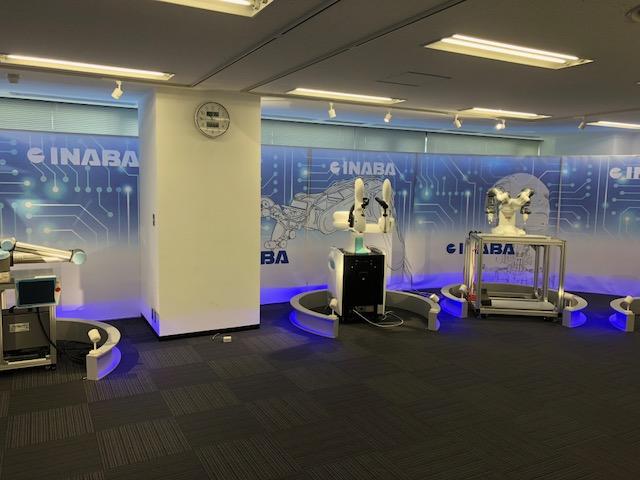 因幡電機産業 「ロボットセンターOSAKA」開設の画像