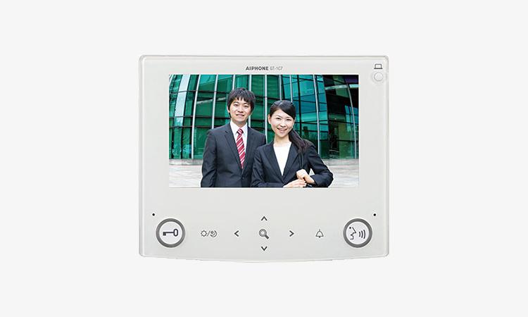 【アイホン】テナントビル用インターホン GTシステム 新モデル発売の画像