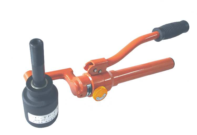 【西田製作所】油圧フリーパンチ NC-TP-F3発売の画像