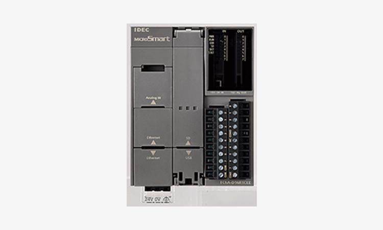 【IDEC】プログラマブルロジックコントローラ「FC6A形Plus」を販売開始の画像