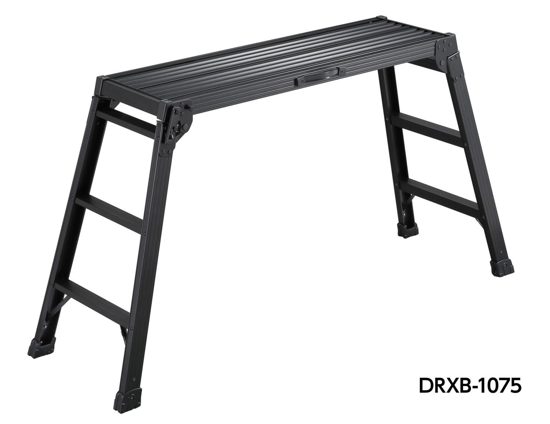 【長谷川工業】 ブラック足場台「DRXB」発売の画像