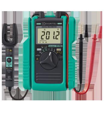 【共立電気計器】AC/DCクランプ付デジタルマルチメータ (KEW MATE)を発売の画像