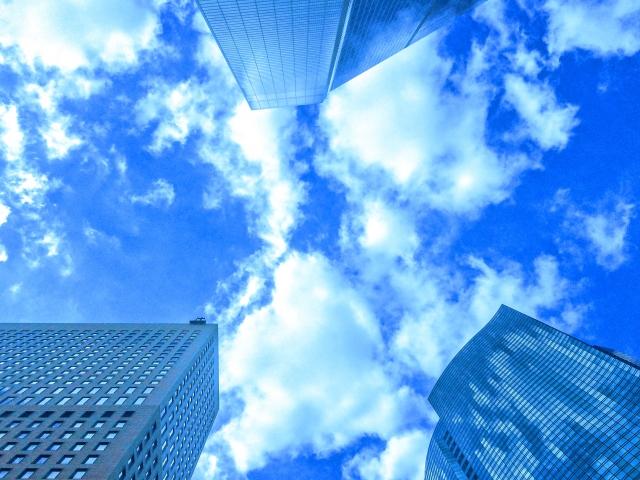 大阪市景気観測調査結果の画像