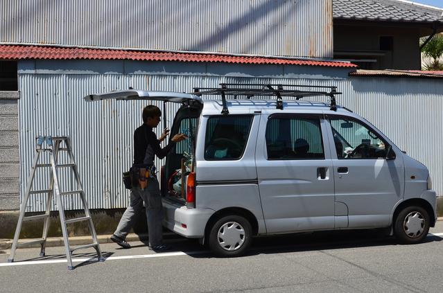 電工さんの工具箱 第3回「梯子(はしご)・脚立(きゃたつ)」 これがなければ、お手上げだ。の画像