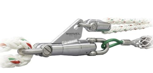 【マーベル】ケーブルと予備ロープを同時に牽引!入線補助具のハイベルを新発売の画像