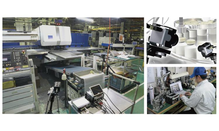 【フォトロン】生産現場向けハイスピードカメラ「PhotoCam SpeederV2」を展示会に出展の画像