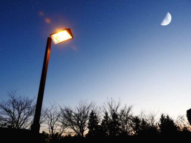 街路灯・公園灯・道路灯特集の画像