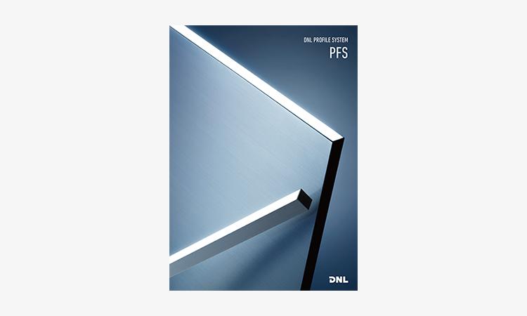 【DNライティング】ドットレスな LEDライン照明DNL PROFIL SYSTEMを発売の画像