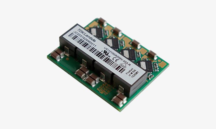 【TDKラムダ】フルデジタル制御のPOLコンバータ「iJCシリーズ」を販売開始の画像