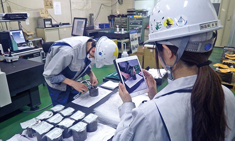 【フォトロン】ビデオマニュアル制作アプリを東芝機械に納入の画像