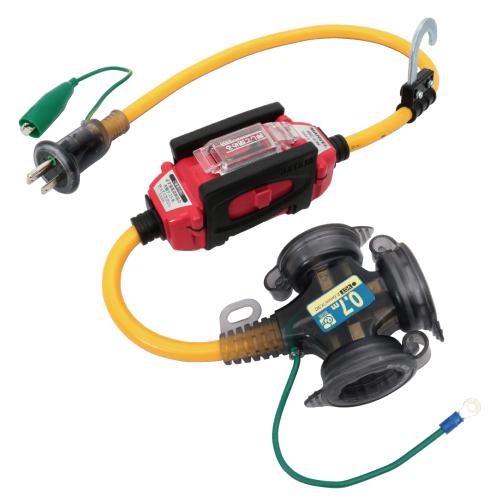 【マーベル】漏電・使い過ぎを未然に防ぐ!過負荷付漏電遮断器 延長コード『型番:MEC-07BR』を新発売!の画像