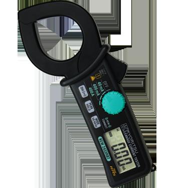 【共立電気計器】測定値を現場でスマホ、タブレットに保存!クランプメータ「KEW 2433RBT」11月発売予定の画像