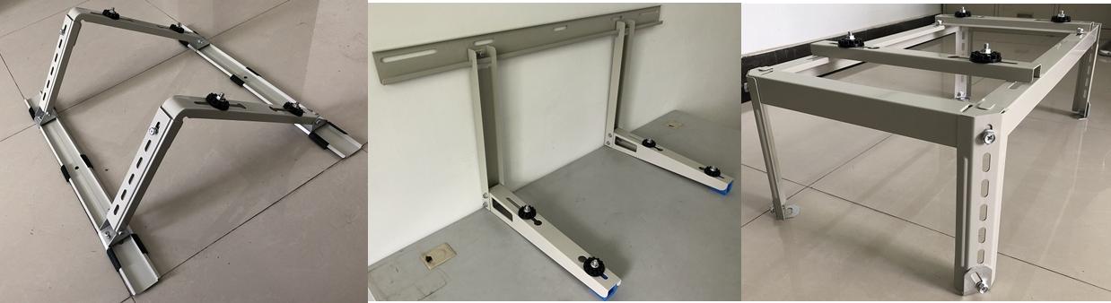 【JAPPY】エアコン室外機用金属製架台、『エアコンキーパー』3品種を新発売!!の画像