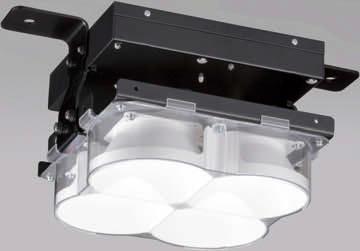【東芝ライテック】耐衝撃・振動対応 LED高天井器具『LEDJシリーズ』に3機種を新ラインアップ!の画像