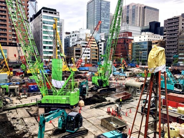 9月累計 東日本地区の公共工事動向の画像