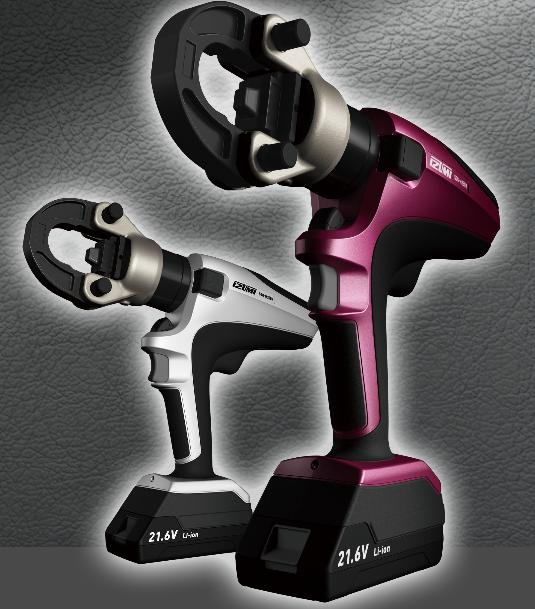 【泉精器製作所】第7世代 充電油圧式多機能⼯具「SERIES 7」 新発売!!の画像