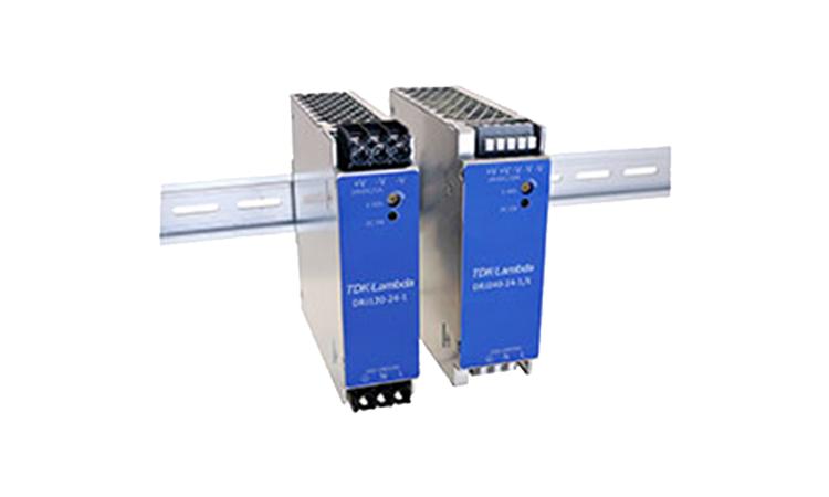 【TDKラムダ】DINレール取付型直流電源ユニットに120W,240Wモデルを追加の画像