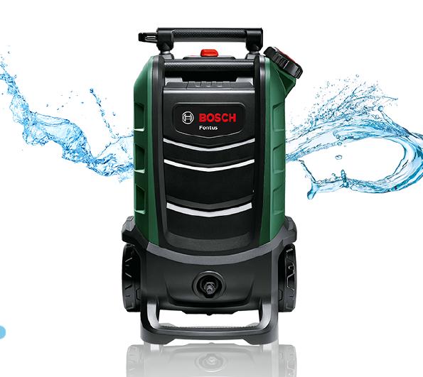 【ボッシュ】どこでも気軽に洗浄可能!コードレス洗浄機『Fontus(フォンタス)』新発売!!の画像