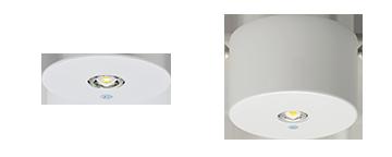 【東芝ライテック】⾼天井エリアや地下街などに適した電源別置形 LED⾮常⽤照明器具[⾼照度タイプ]を新発売!!の画像