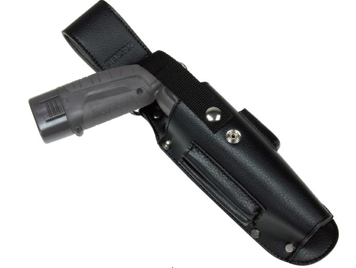 【ジェフコム】高級人造皮革製の充電ドライバーホルダー『JND-505SW』新発売!!の画像