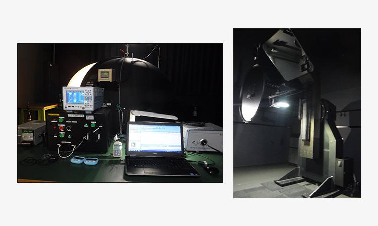 【岩崎電気】JNLA規格による測光測色試験サービスを開始の画像