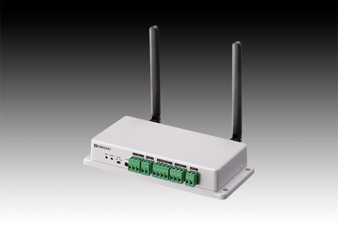 【岩崎電気】インターネットを経由して照明を自由に制御 !IoT照明コントローラ「Link-Core」発売の画像