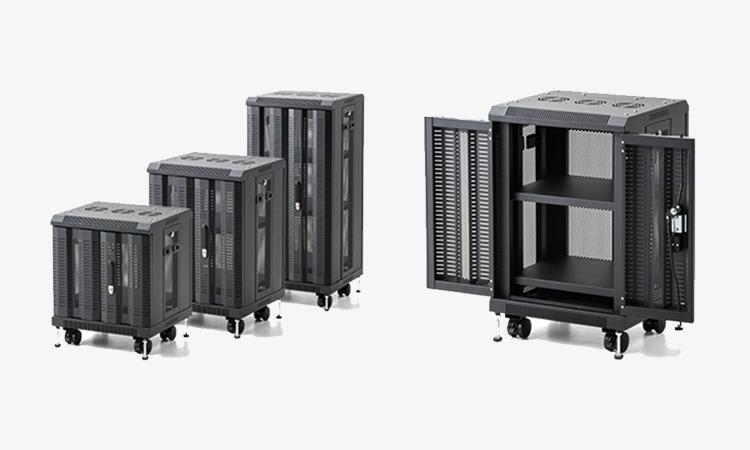 【サンワサプライ】ネットワーク機器の収納に便利なマルチラックと追加棚板を発売の画像