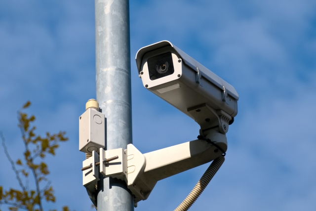 監視カメラ関連機器特集の画像