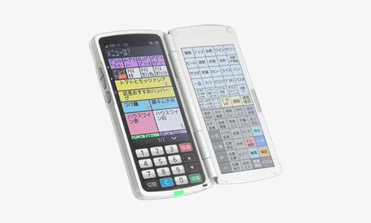 【東芝テック】新機能を搭載し操作しやすい飲食店舗向け無線オーダーシステムを販売開始の画像