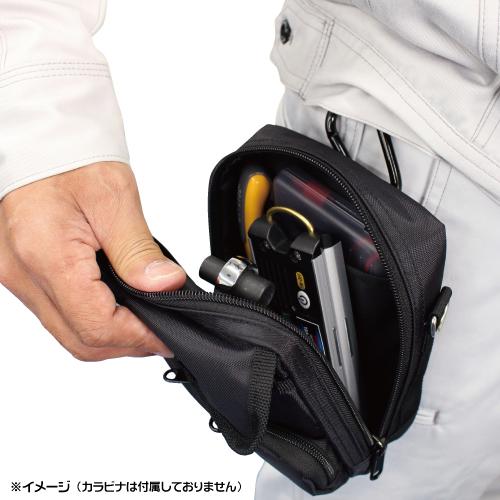 【マーベル】小物の携帯に便利なマルチポーチ 2種『MDP-SP4,MDP-SP4L』新発売!!の画像