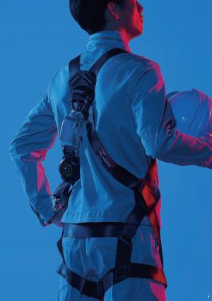 【藤井電工】「墜落制止用器具の規格」に適合した「総合カタログ2019」デジタル版をリリースの画像