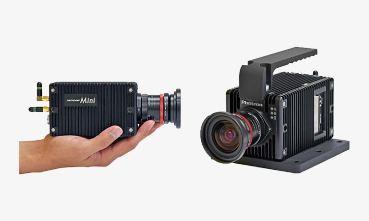 【フォトロン】手のひらサイズの自動車衝突試験用高速度カメラを販売開始の画像