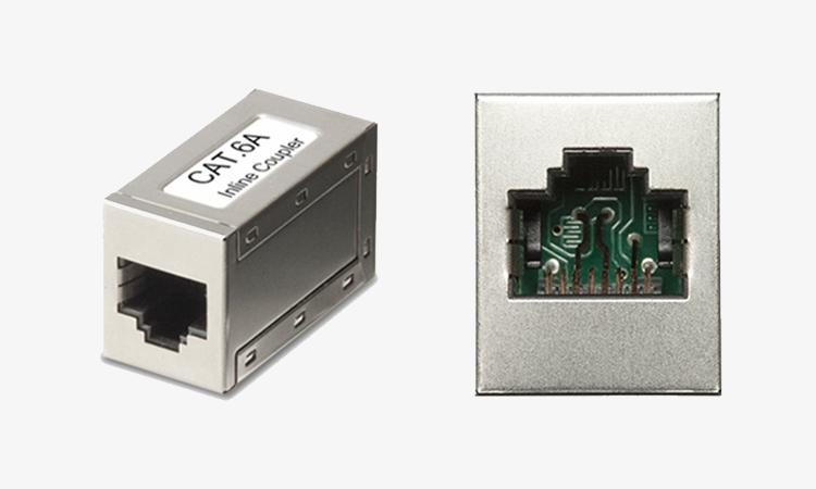 【サンワサプライ】速度そのままでLANケーブルを延長 ギガピットイーサ対応LANケーブル中継アダプタを販売開始の画像