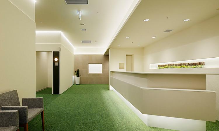 【DNライティング】照明施工例として女性専用健診センター「イーク有楽町」竣工写真を公開の画像
