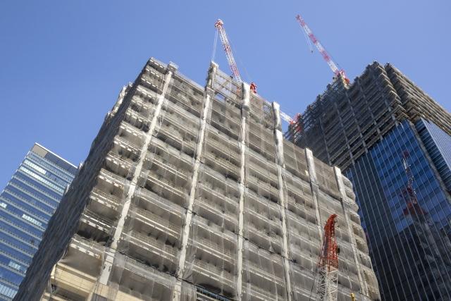 4月  近畿地区6府県の公共工事動向の画像