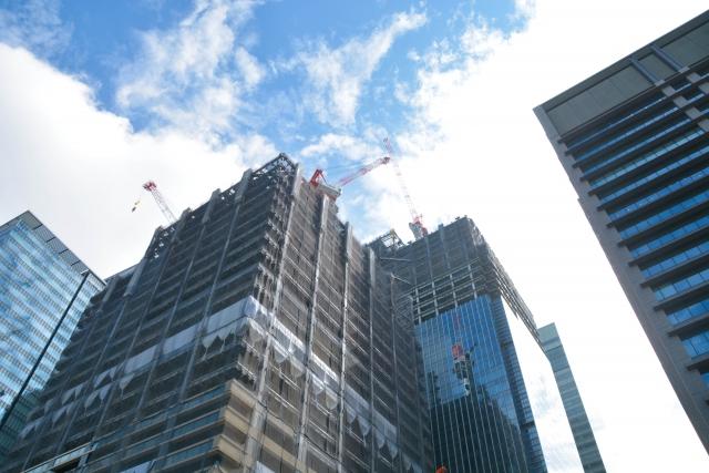 4月 西日本地区の公共工事動向の画像