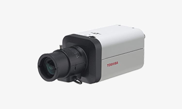 【東芝テリー】AHDとNTSC、二種類の映像出力方式が選択できる高感度カメラを販売開始の画像