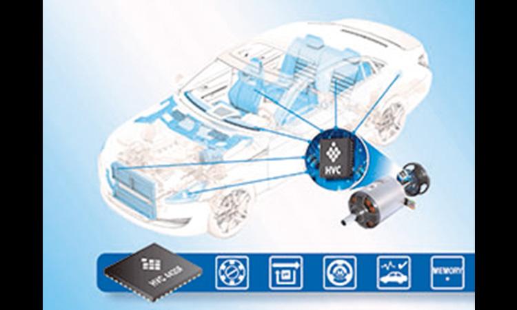 【TDK】ハイブリッドカーなどに搭載されているDCモータ用コントローラのテックノートを公開の画像