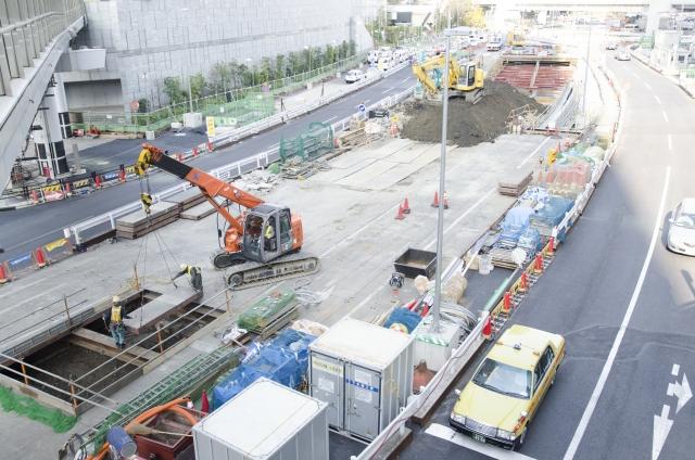 4月 東日本地区公共工事動向の画像