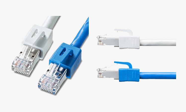 【サンワサプライ】ノイズによる通信速度の低下を防ぐLANケーブルを販売開始の画像
