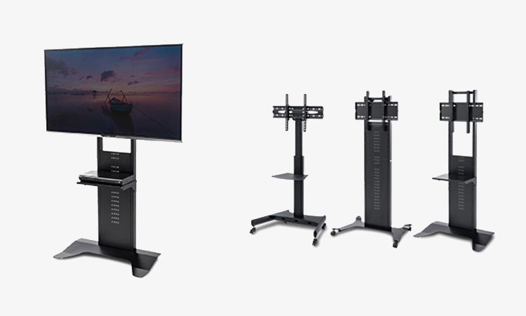 【サンワサプライ】ディスプレイの大きさで高さ可変機能付き液晶ディスプレイスタンド3種を発売の画像