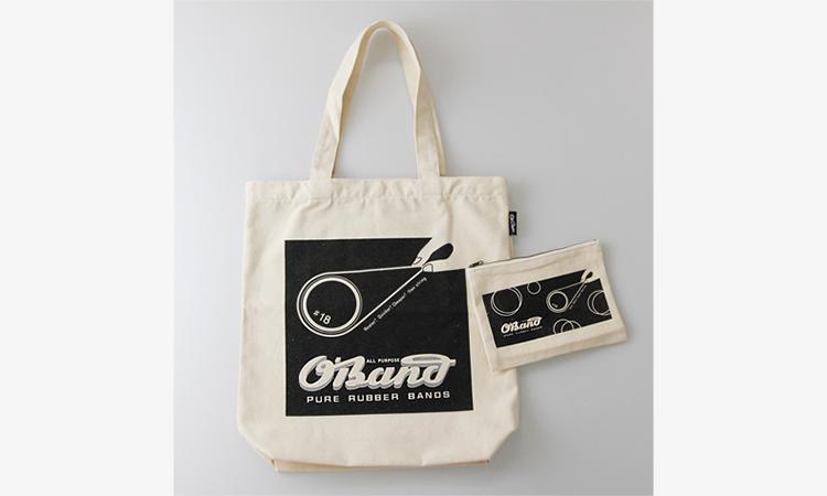 【株式会社共和】オーバンドデザイン トートバッグが販売されますの画像