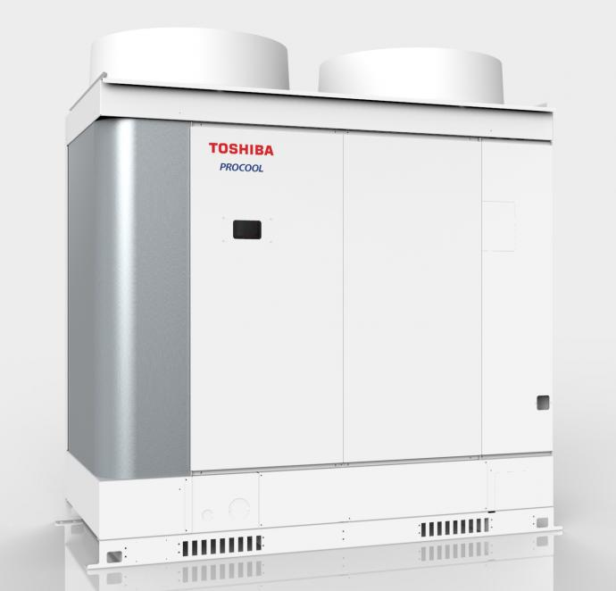 【東芝キヤリア】業界トップクラスの省エネ性能を実現!コンデンシングユニット(冷凍機)『PROCOOL(プロクール)』の画像