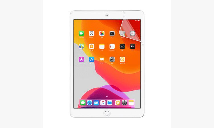 【サンワサプライ株式会社】iPad 10.2インチ(第7世代)を快適にサポートする 液晶保護フィルムを発売の画像