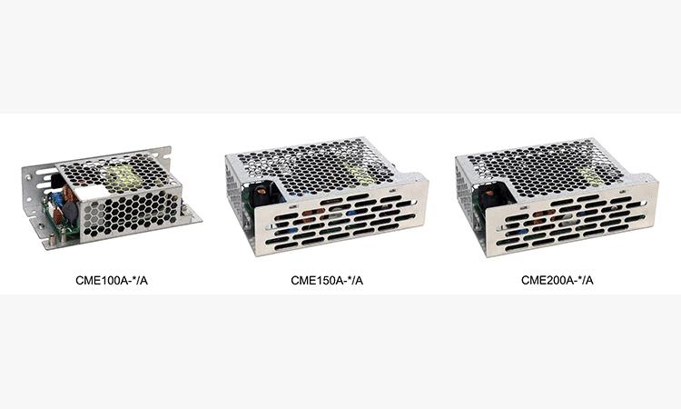 【TDKラムダ株式会社】小型基板タイプ 医用規格適合電源CME-Aシリーズにカバー付きオプションを追加しました。の画像