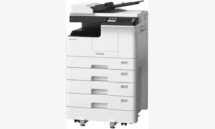 【東芝テック株式会社】コンパクトな筐体に、4つの機能を搭載したモノクロ複合機e-STUDIO2329Aを発売の画像